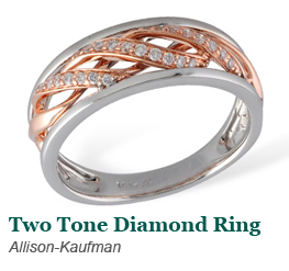 Allison-Kaufman Two Tone Band