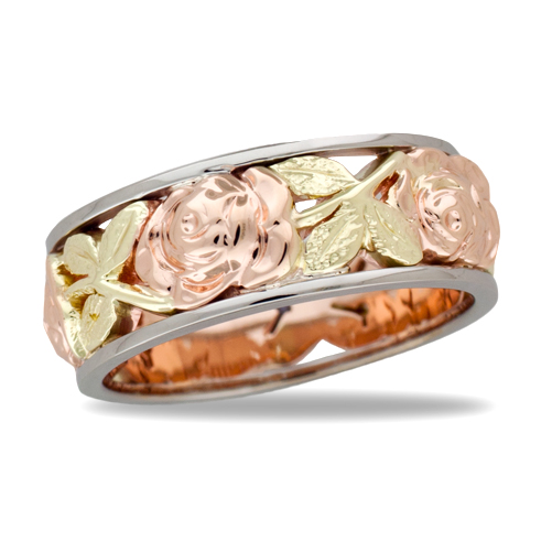 Jabel-Pink-and-Rose-Gold-Band