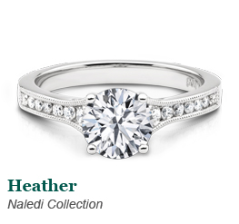 Naledi Heather Diamond Ring