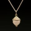 Acorn Pendant MJ Harrington Jewelers