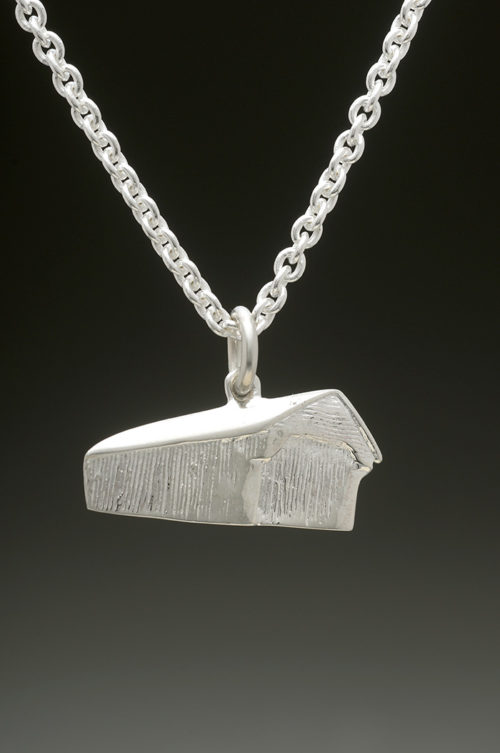 mj harrington jewelers nh covered bridge jewelry necklace pendant silver