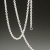 mj harrington jewelers nh curb link chain necklace silver