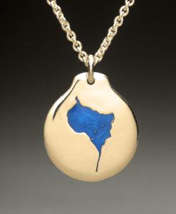 mj harrington jewelers nh lower suncook lake barnstead custom necklace pendant gold