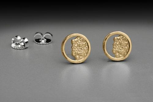 mj harrington jewelers nh old man of the mountain jewelry earrings gold