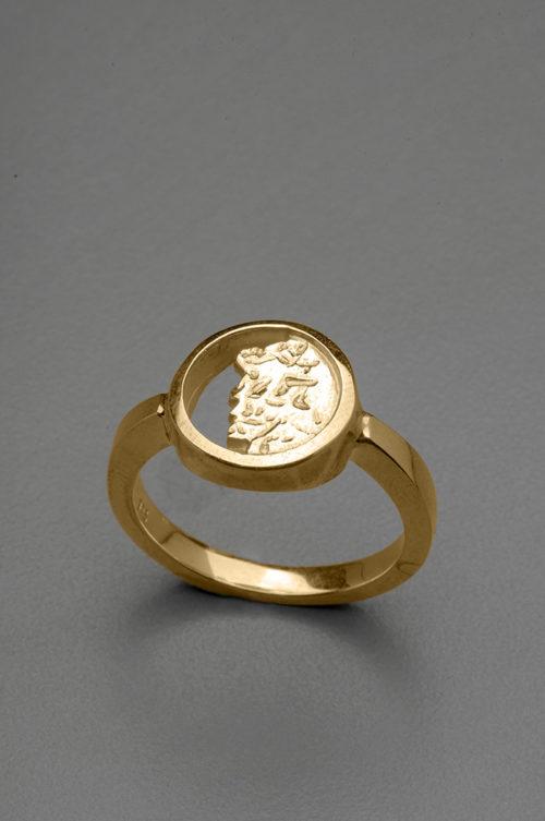 mj harrington jewelers nh old man of the mountain jewelry ring gold