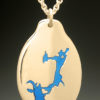 mj harrington jewelers nh pawtuckaway lake nottingham custom necklace pendant gold