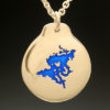 mj harrington jewelers nh squam lake holderness custom necklace pendant gold