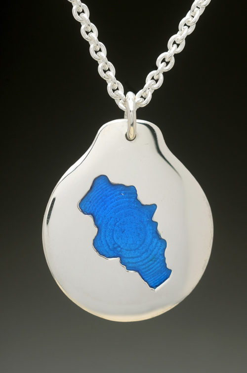 mj harrington jewelers nh webster lake franklin custom necklace pendant silver